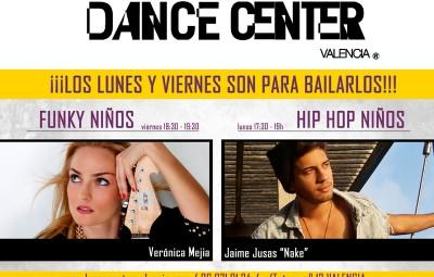 dance center funky y hip hop