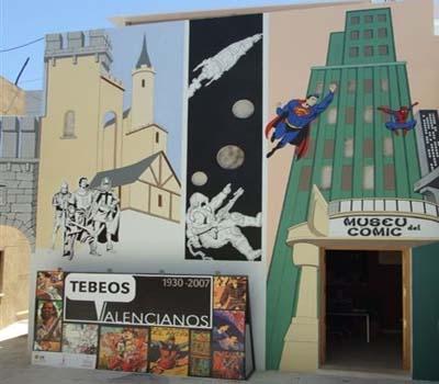Museo del Cómic