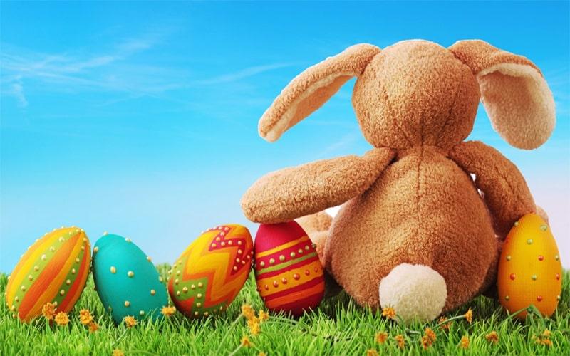 juego de los huevos de Pascua