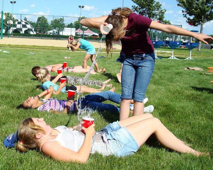 juegos de agua para niños