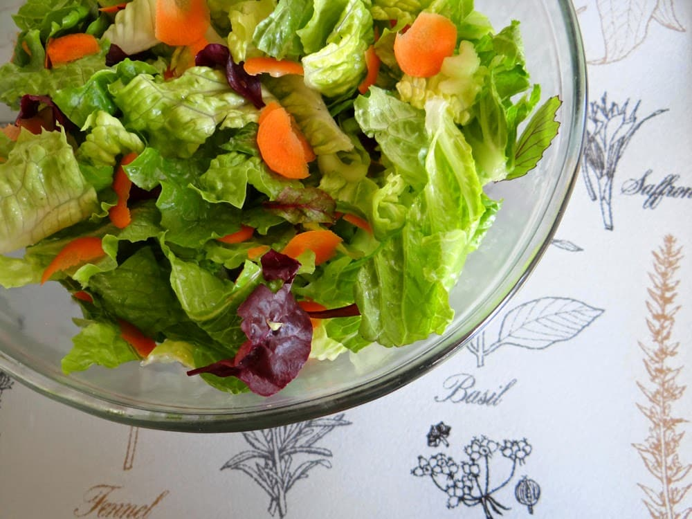 Recetas para un día de pic-nic ensalada