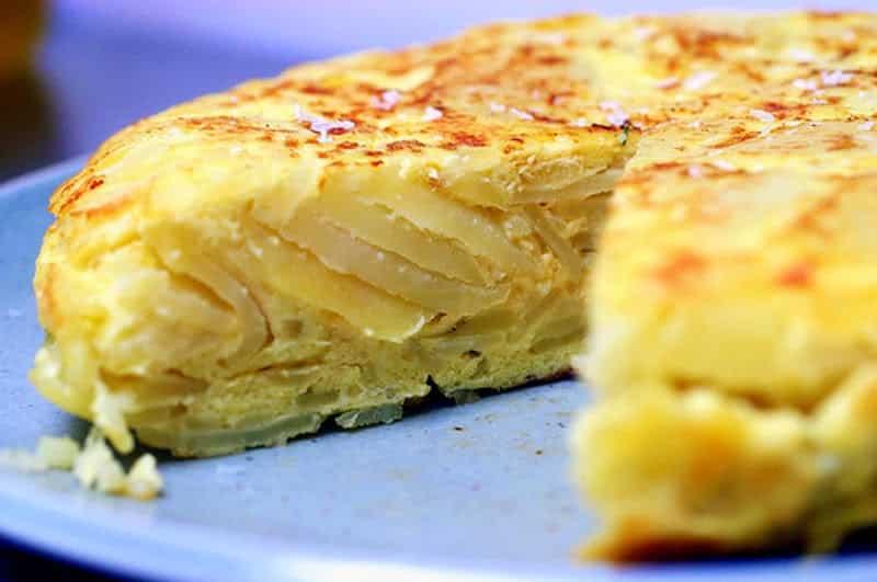 Recetas para un día de pic-nic tortilla