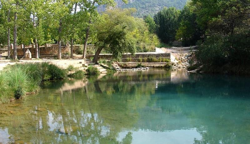 Piscinas naturales en la comunidad valenciana for Piscinas naturales cerca de valladolid