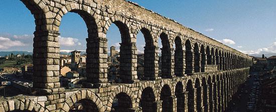 Patrimonio de la Humanidad en Castilla - León