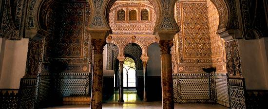 Patrimonio de la humanidad en andaluc a for Cuarto real alcazar sevilla