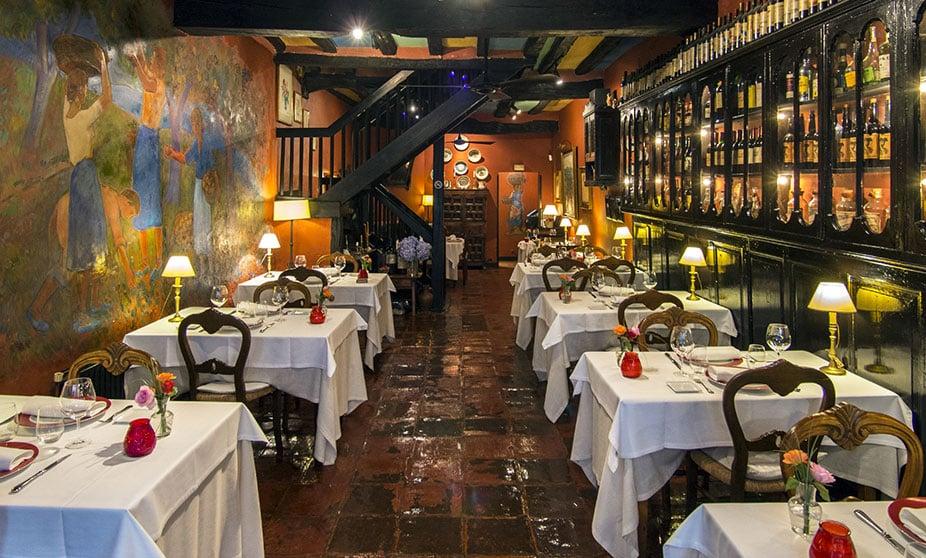 Hondarribia en familia for Restaurantes franceses