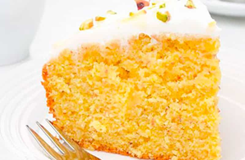 Bizcochos caseros y fáciles para hacer con niños - bizcocho zanahoria