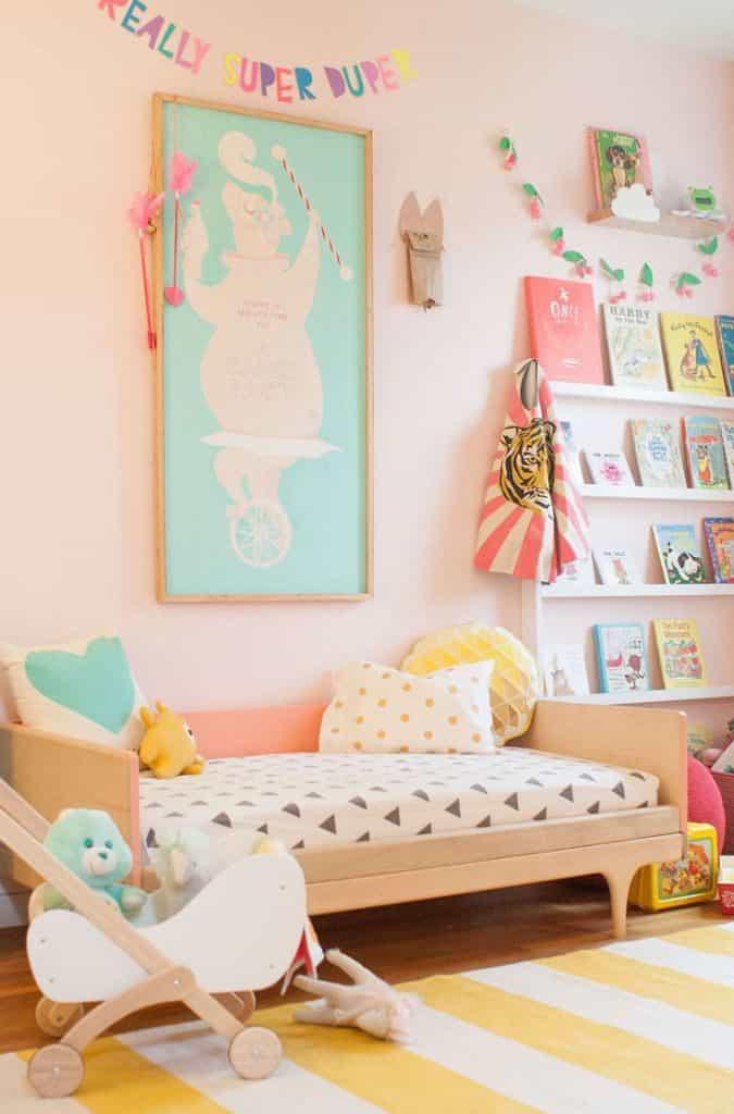 Ideas habitaciones para ni as for Habitaciones de nina baratas