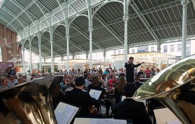 mercado colon conciertos