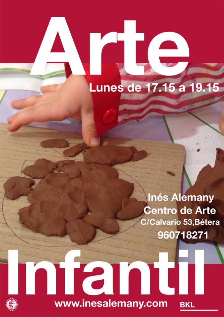 ines alemany arte infantil