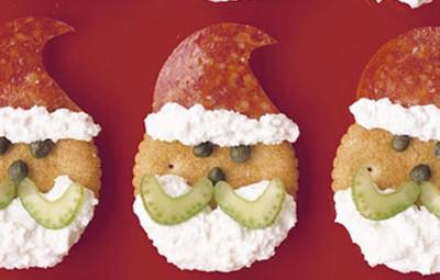 aperitivos navideños