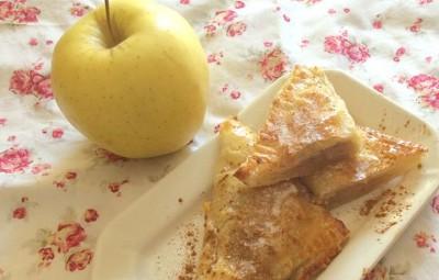 hojaldre manzana portada