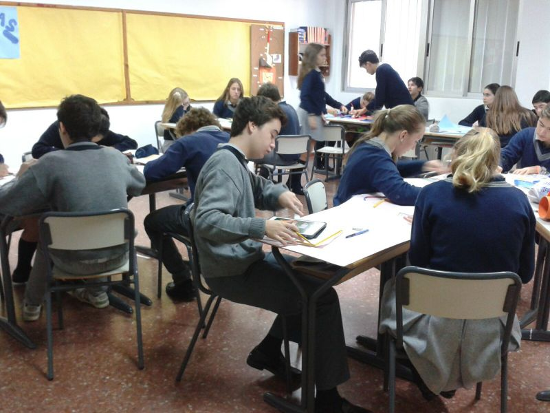 Tablets aprendizaje cooperativo 1