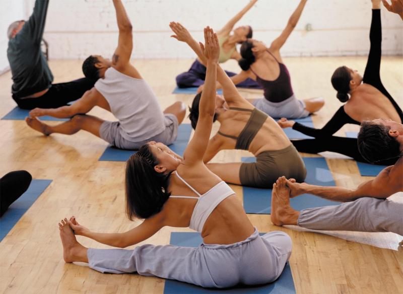 usa english yoga