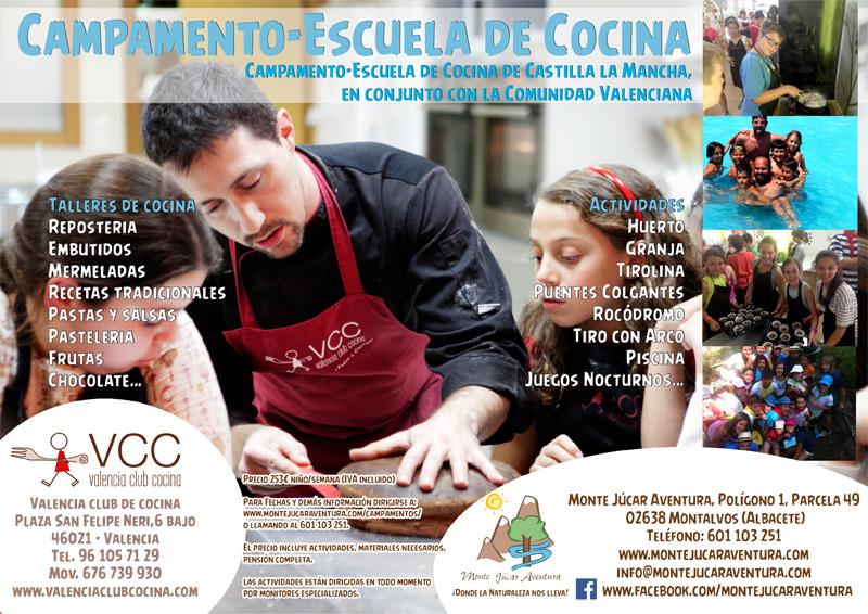Campamento de verano con valencia club cocina - Valencia club de cocina ...