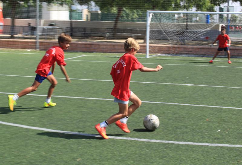 caxton verano futbol