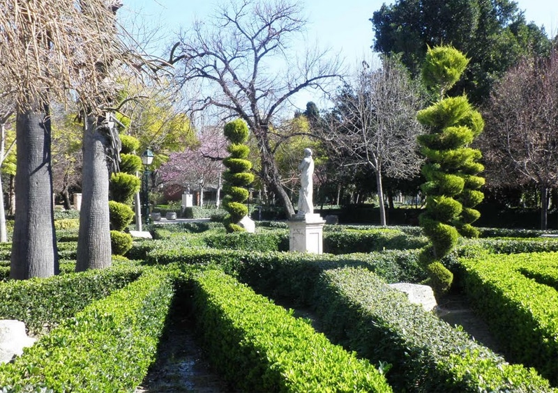 fin de semana en Valencia con niños - Jardines de Viveros