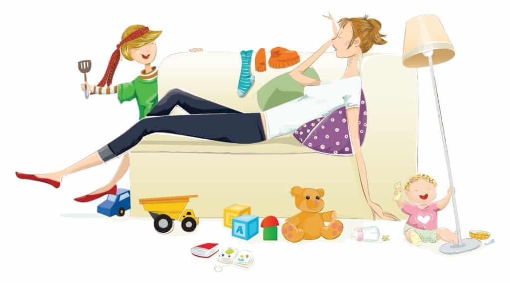 Consejos para una buena gestión del tiempo para mamás/papás trabajadores