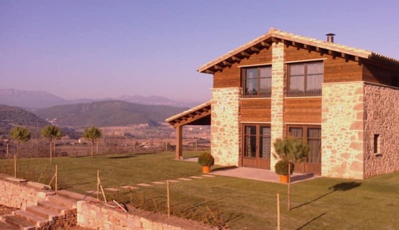 Casas rurales con piscina climatizada for Casas rurales en portugal con piscina