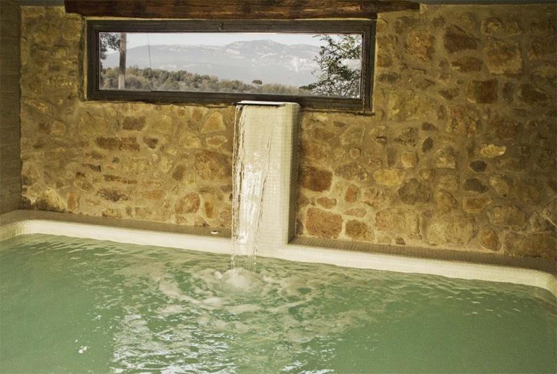 Casas rurales con piscina climatizada en Barcelona