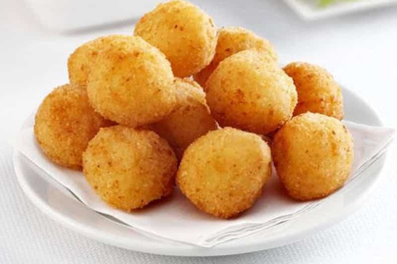 Recetas sin gluten para niños - bocaditos de queso