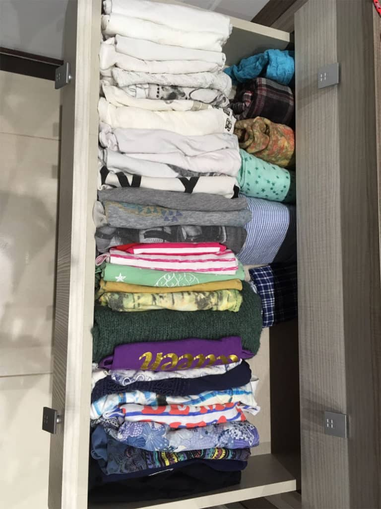 El m todo de ordenaci n de marie kondo - Metodo konmari ropa ...