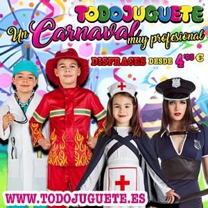 Todojuguete Carnaval