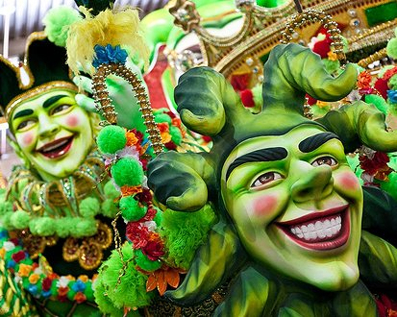 Carnaval en Valencia - Cabanyal