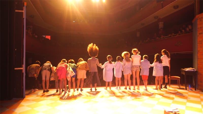 extraescolares de teatro y danza - niños