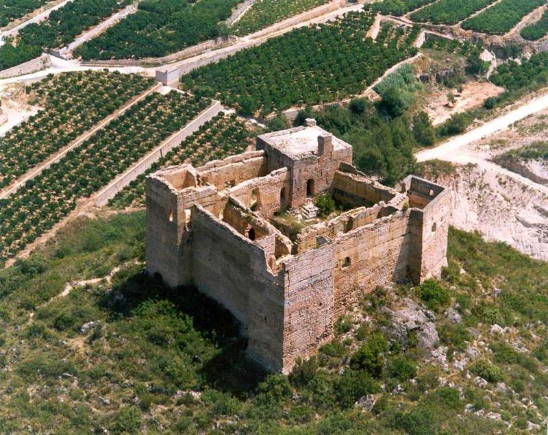 Visita al Castillo-Palacio de Forna