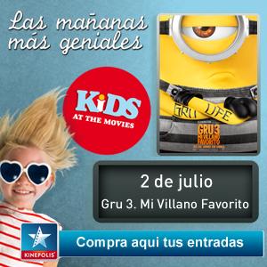 Kinepolis - Kids Gru
