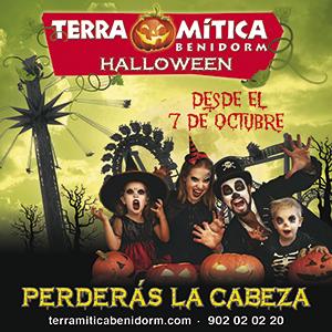 Terra Mítica - Halloween