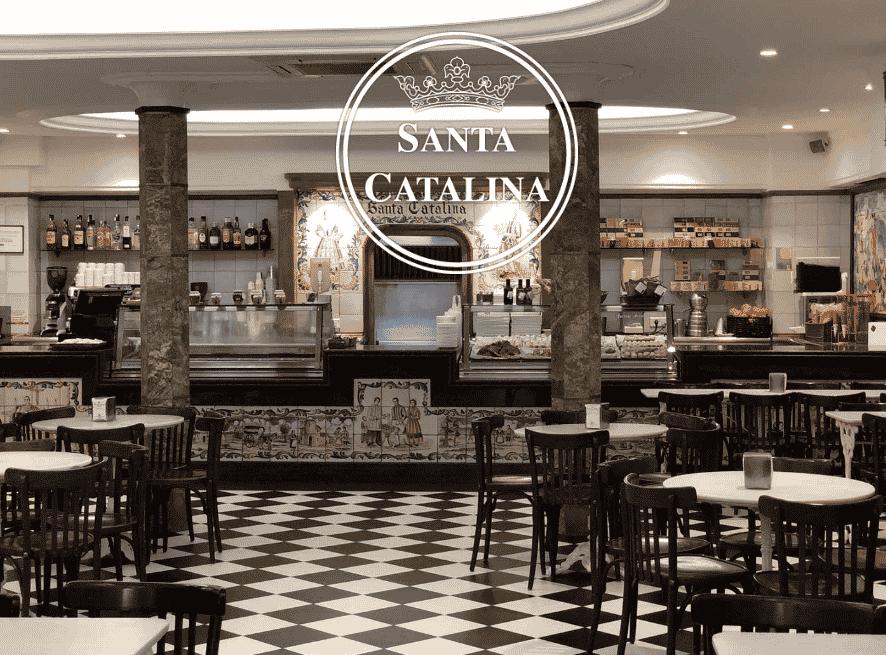 mejores sitios para comer churros con chocolate en Valencia - Santa Catalina
