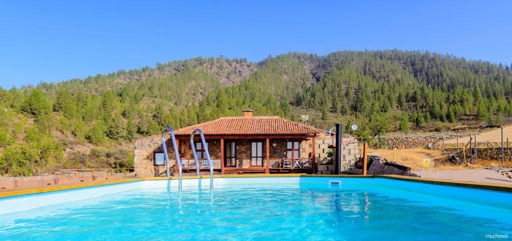 piscina alquiler vacacional - muchosol