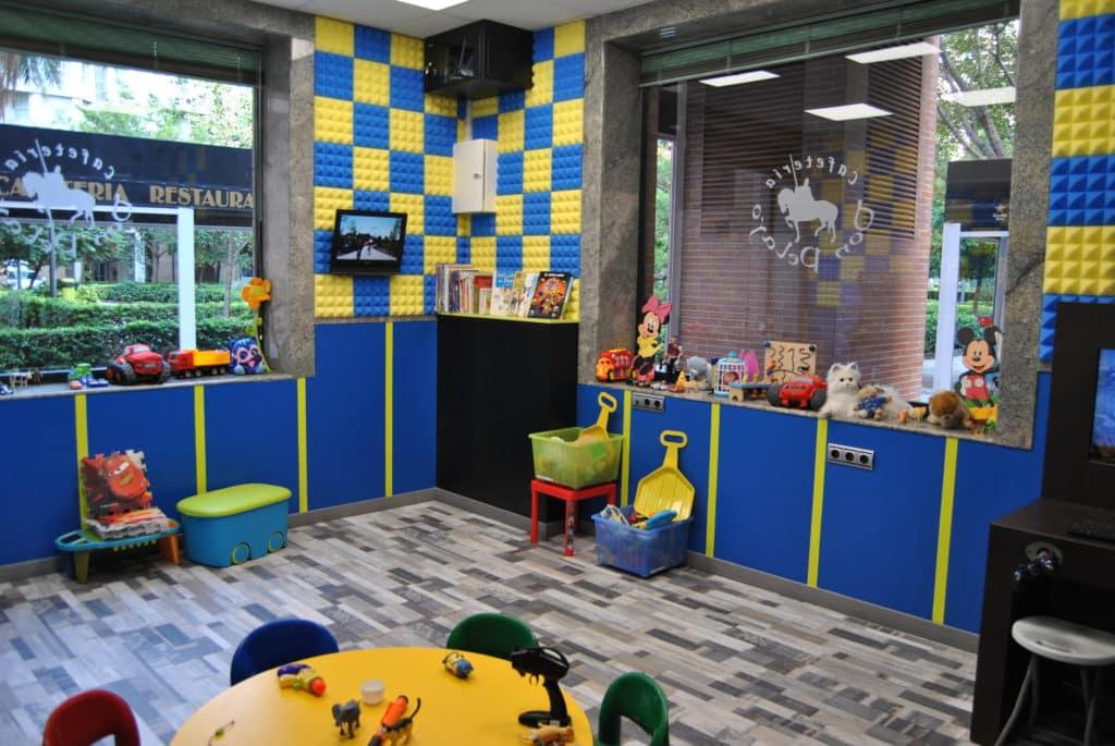 Nueva sala de juegos en Don Pelayo