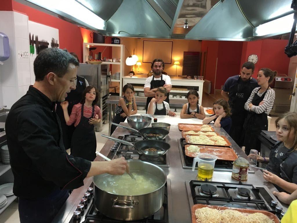 Escuela de valencia club cocina divertirse con los - Curso cocina valencia ...