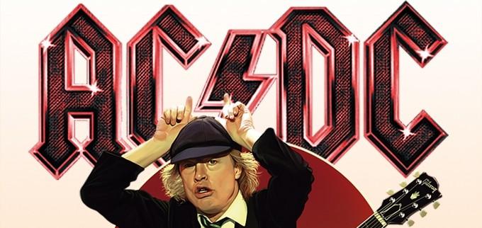 AC/DC Rock en familia