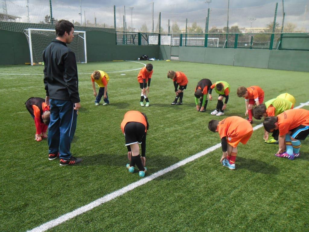 Escuelas de Pascua Futbolcity