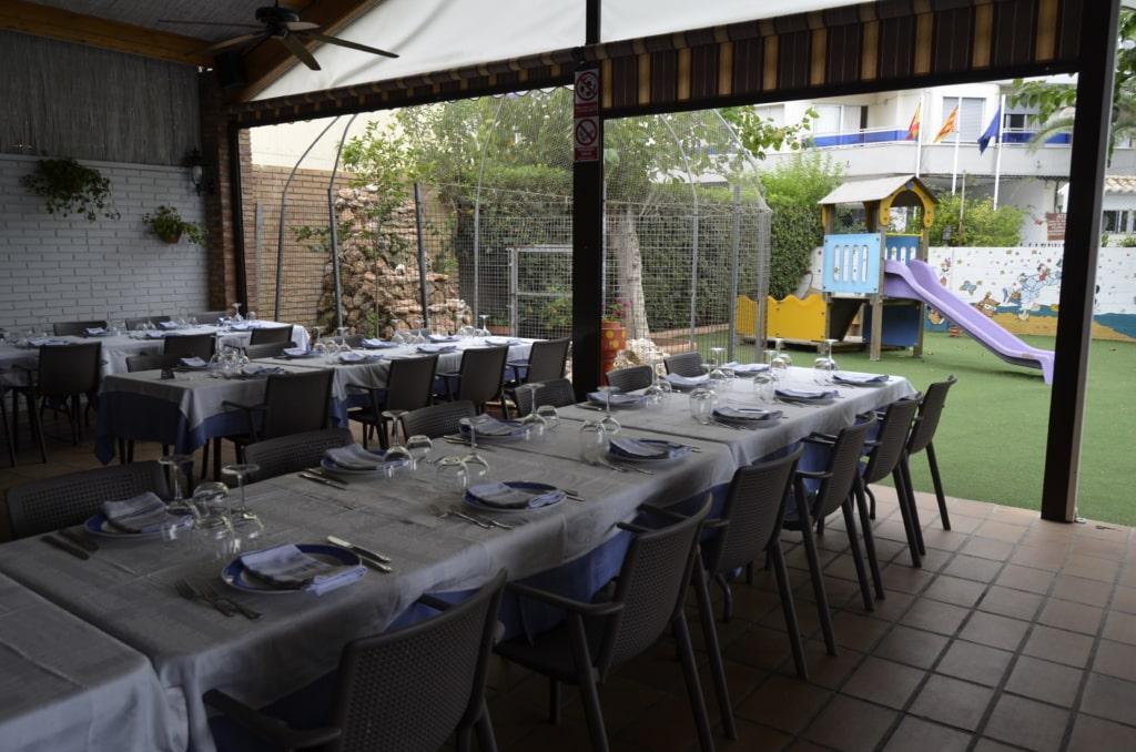 Restaurante Blayet Perellonet. Comer con niños en Valencia