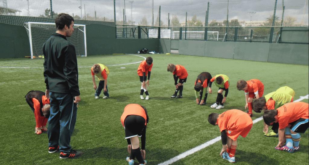 Escuelas de verano en Valencia - Futbolcity