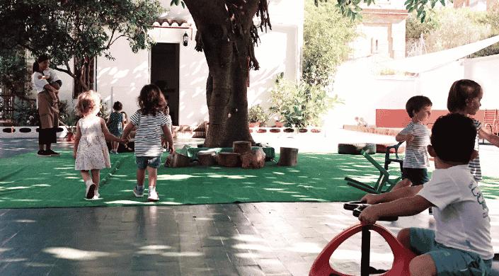 Escuelas de verano en Valencia - Ciudad Jardín Montesori