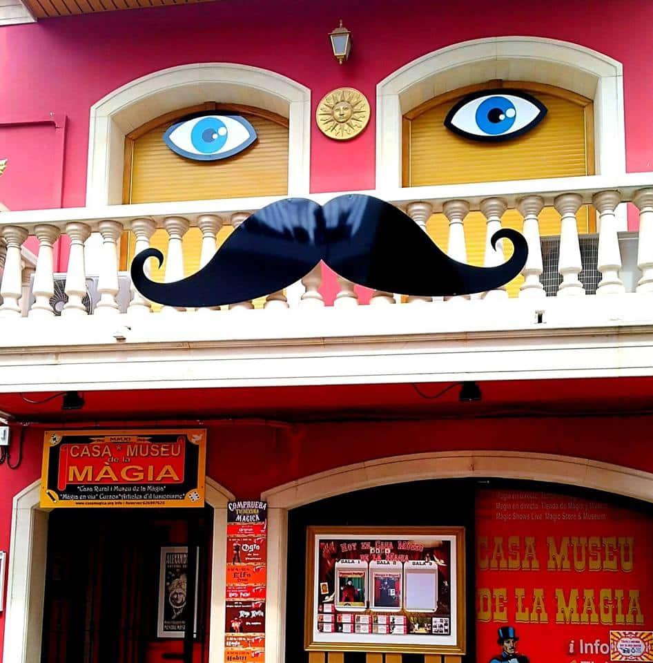 Espectáculos Casa Museo de la Magia
