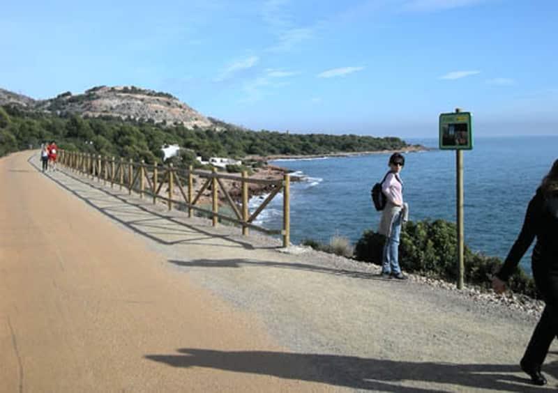 Vía Verde Benicàssim A Oropesa Excursión Agenda De Isa