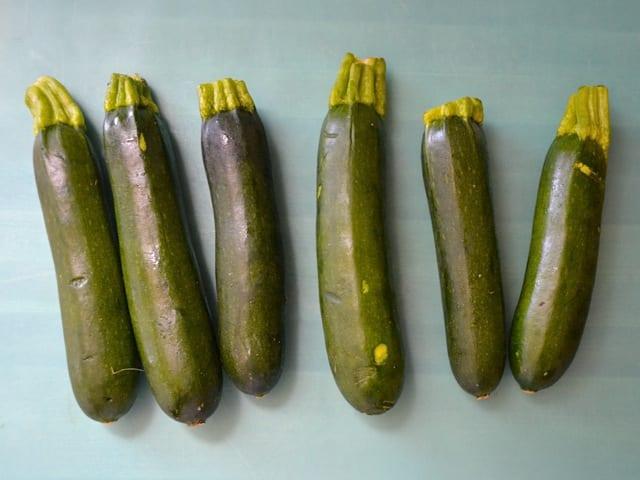 1 whole zucchini