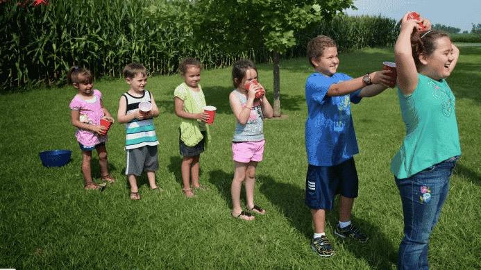 Juegos de agua para niños | Agendadeisa.com | Valencia con niños