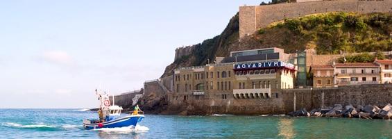 El Aquarium de San Sebastián