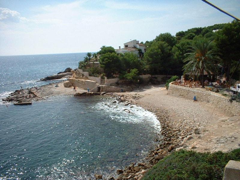 calas de la Comunidad Valenciana - l'andragó