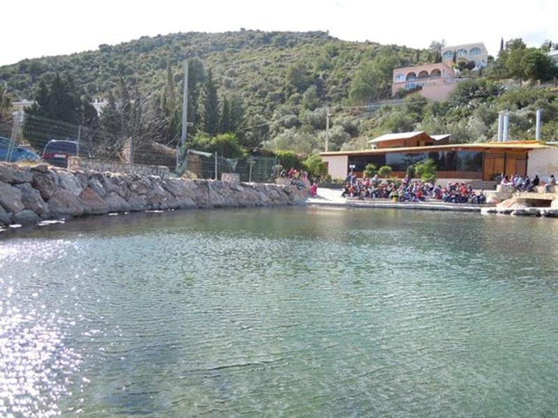 piscinas naturales en la Comunidad Valenciana Oliva