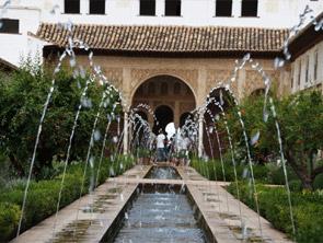 La Alhambra y el Generalife: Patrimonio Mundial