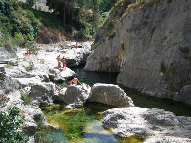 Piscinas naturales en la Comunidad Valenciana